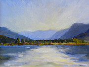 North Fork Originals - Clark Fork Delta by Terry Gonzales Fine Art
