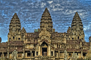 Angkor Art - Classic Angkor Wat by James Wheeler