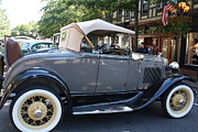 1920s Originals - Classic Antique Car - Ford 1920s by Dora Sofia Caputo