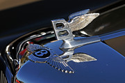 S1 Photos - Classic Bentley S1 1956 badge by George Atsametakis