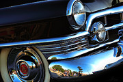 Caddy Digital Art Posters - Classic Caddy Chrome Poster by Gordon Dean II