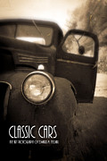 Edward Fielding - Classic Cars Back Cover