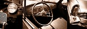 Wheel Photos - Classic Cars by Edward Fielding