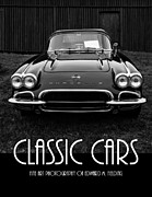 Edward Fielding - Classic Cars Front Cover