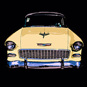 Edward Fielding - Classic Chevy Pop Art