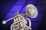 Perform Art - Classic Cornet by M K  Miller
