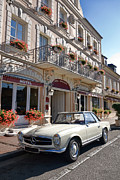 Mercedes Benz Photos - Classic Elegance by Olivier Le Queinec