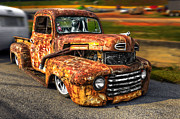Ken Lane - Classic Ford F-1 Junked