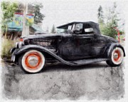 David Brown - Classic Hot Rod