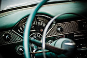Speedometer Framed Prints - Classic Interior Framed Print by Jt PhotoDesign