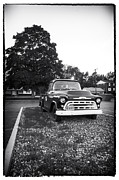 Chevy Pickup Framed Prints - Classic Framed Print by John Rizzuto