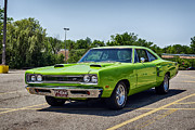 Superbee Prints - Classic Muscle Print by Sennie Pierson