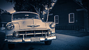 Edward Fielding - Classic old Chevy car at night