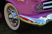 Pink Hot Rod Photos - Classic Reflections by Don and Sheryl Cooper