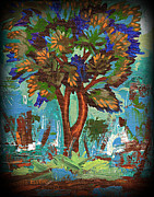 Genevieve Esson - Classic Tree Framed