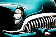 Joann Copeland-Paul - Classic Turquoise Buick
