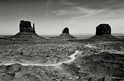Wild Photo Metal Prints - Classic West Metal Print by Benjamin Yeager