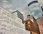 Musical Photos - Classical Graffiti by Kristin Elmquist