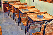 Daysray Photography Prints - Classroom Print by Fran Riley