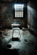 Abandoned School Prints - Classroom - School - Class for One Print by Gary Heller