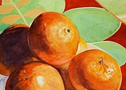 Tangerines Originals - Clementines by Diane Vulcan