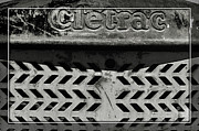 Grill Gate Photos - Cletrac Crawler Grill by Cindy Nunn