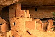 Mesa Verde Photos - Cliff Palace Towers by Adam Jewell