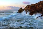 Mike Dawson - Climbing the Cliffs