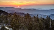 Johnny Crisp - Clingmans Sunset