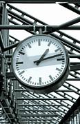 Clock Print by Design Windmill