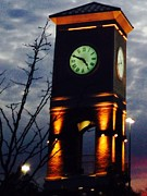 Gillis Cone - Clock tower