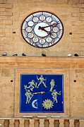 Science Photo Library - Clock tower,...