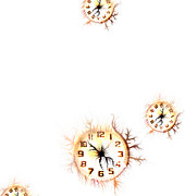 Christinne Blacker - Clocks I