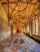 Nigel Hamer - Cloisters At The Monastery