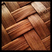 Brett Smith - Close Up Bamboo Weave -...
