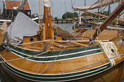 Patricia Hofmeester - Close up of a beautiful ol wooden sailing ship