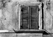 Di Fernandes - Closed Window