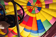 Arizona Photos - Closeup Hot Air Balloon Regatta Page Arizona by Robert Ford