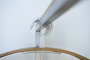 Clothes Hangers Print by Mats Silvan