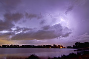 James Bo Insogna - Cloud to Cloud Lake Lightning Strike