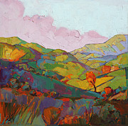 Erin Hanson - Clouded Dawn