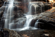 Lafayette Prints - Cloudland Falls Print by Heather Applegate