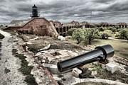 Dry Tortugas Photo Prints - Clouds In The Keys Print by Adam Jewell