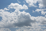 Clouds Print by Kay Pickens