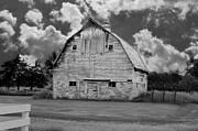 Julie Hamilton - Clouds on the farm