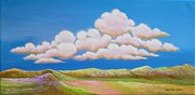 Carol Sabo - Clouds Over Happy Valley