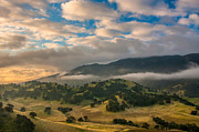 Marc Crumpler - Clouds Over Hills At...