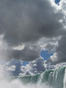 Katie Beougher - Clouds Over Niagara Falls