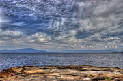 Bc Coast Photos - Clouds by Randy Hall