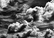 Tom Druin Framed Prints - Cloudscape 3 Framed Print by Tom Druin